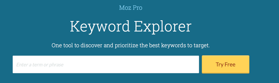 MOZ keyword Explorer adult keywords