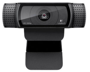 C920 High Quality Webcam, Logitech