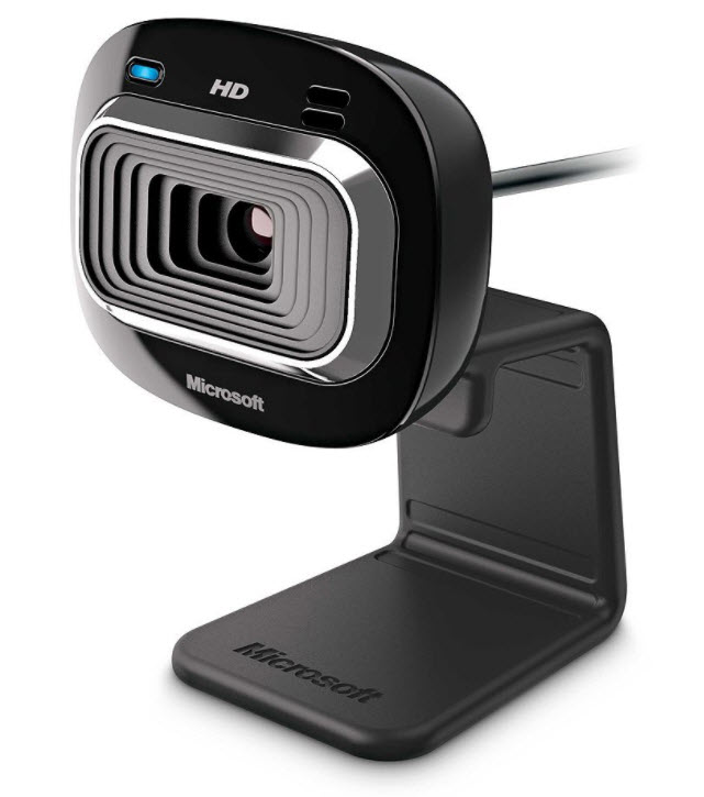 High Definition 3000 Powerful MS LifeCam
