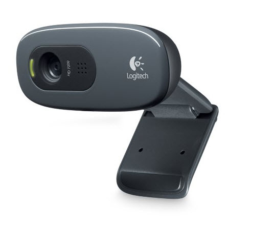 Logitech Super Clear C270