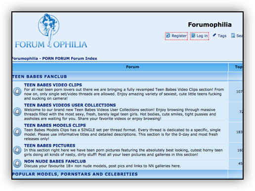 forumophilia adult forum