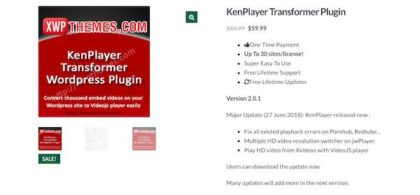 Ken Player Plugin