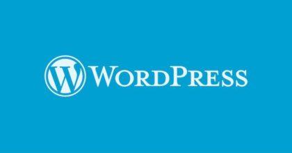 Your CMS WordPress