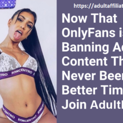 OnlyFans is Banning Adult Content There's Never Been a Better Time to Join AdutNode